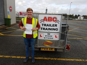 Trailer Training North Wales